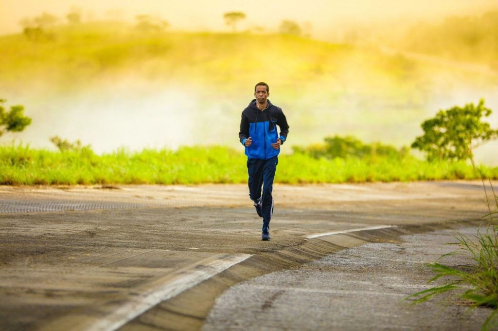 Negative ions can increase serotonin and give you more energy