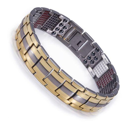 HealthyLine Titanium Unisex Magnetic Power Bracelet